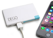 Power Bank Card para brinde