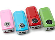Carregador Power Bank Brinde